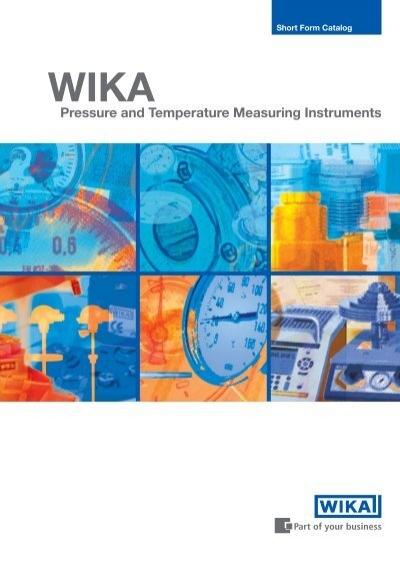 Heat Measuring Instruments : Electronic pressu
