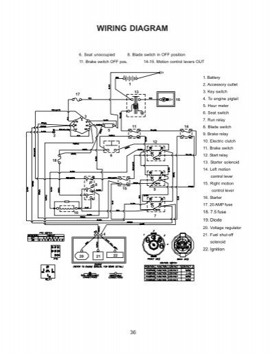 wiring diagram 6  seat un
