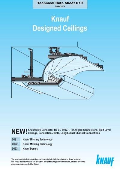 knauf designed ceilings. Black Bedroom Furniture Sets. Home Design Ideas