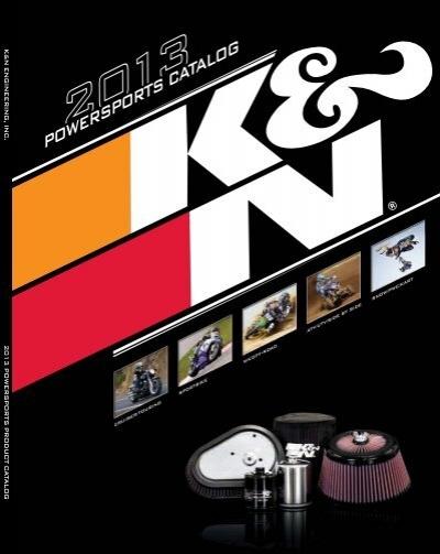 K/&N KA-1008R Kawasaki Race Specific Air Filter K/&N Engineering