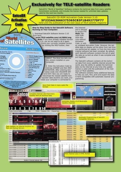 satcodx auto programming