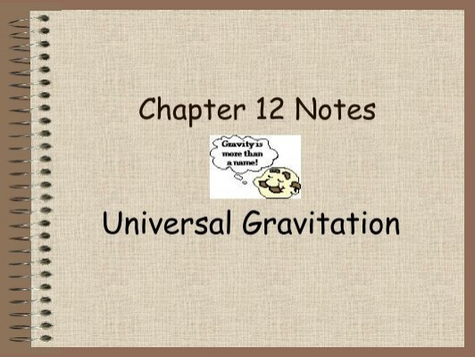 UNIVERSAL GRAVITATION Worksheet and Quiz – Universal Gravitation Worksheet