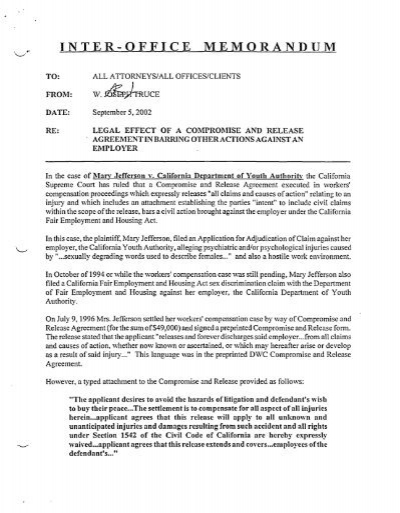 inter office memorandum