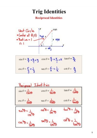 Trigonometry/Pre-Calculus Easy Peasy All-in-One