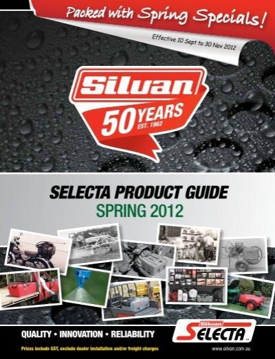 SILVAN SELECTA 12V 12 VOLT PAK PUMP 5.3 LITRES PER MINUTE OPEN FLOW 381-2000