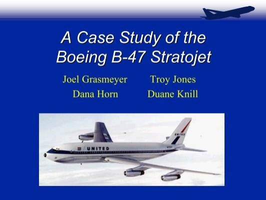 boeing arbitration case study Summarize the issues the issues, as it is stated, involved an employee that was promoted within the company on june 8, 1981 the employee was aware that the apprenticeship program is for a period of four years.