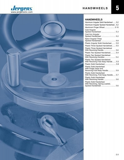 11.73 Dia. Elesa Hand Wheel 1 Each 2 Spoke Technopolymer Black Matte w//o Revolving Handle .750 Bore