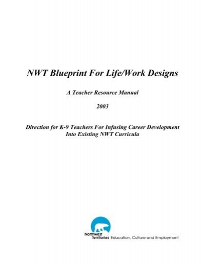 Nwt blueprint for lifework designs education culture and nwt blueprint for lifework designs education culture and malvernweather Gallery