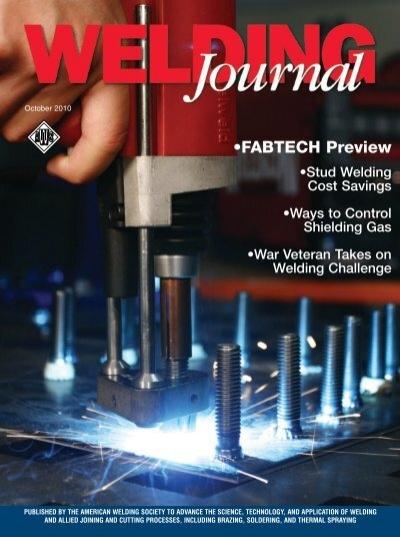 Super Welding Journal October 2010 Lamtechconsult Wood Chair Design Ideas Lamtechconsultcom