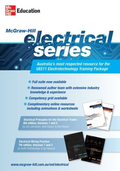 Electrical wiring practice 7th edition volumes 1 and 2 mcgraw electrical wiring practice 7th edition volumes 1 and 2 mcgraw hill fandeluxe Gallery