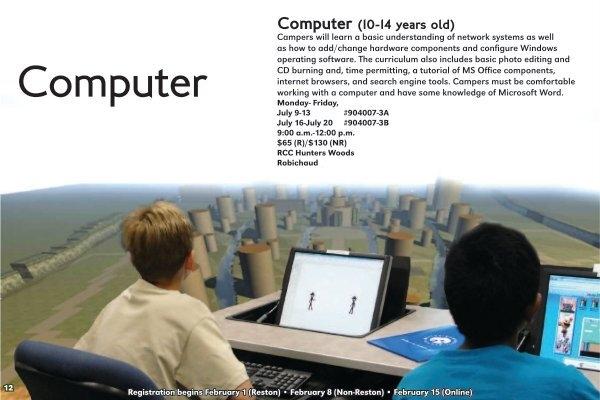 Computer Computer (10-14