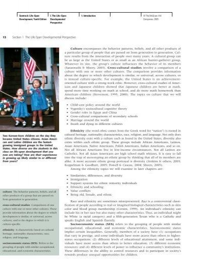 child development santrock 13th edition pdf