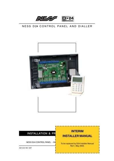 Ness Security Products Pt on