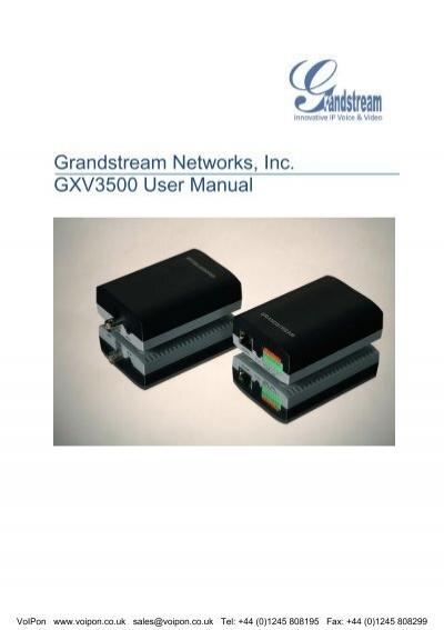 Настройка ip телефона grandstream gxp1160 / gxp1165.