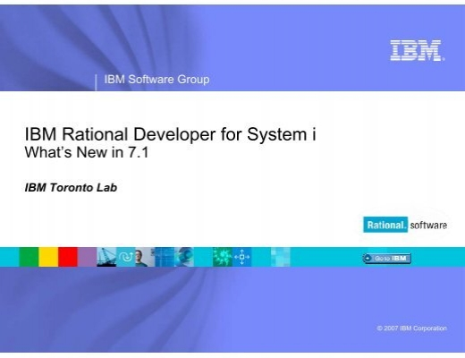 Ibm Rational Developer For System I Quser