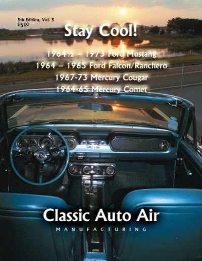 1964-65 MUSTANG FALCON RANCHERO COMET A//C FAN BLOWER SWITCH AC Air Conditioning