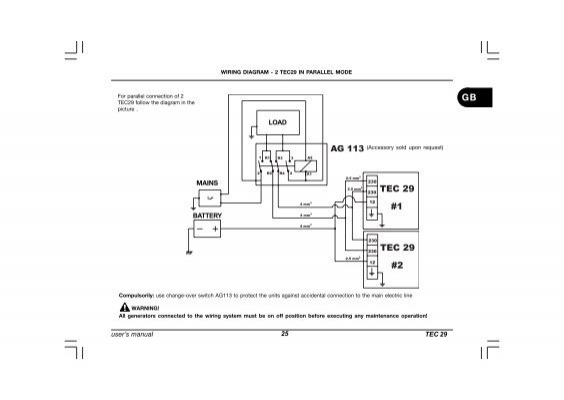 Tec 29 Wiring Diagram Gb