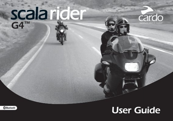 scala rider g4 manual cardo systems inc rh yumpu com  TomTom Rider Manual