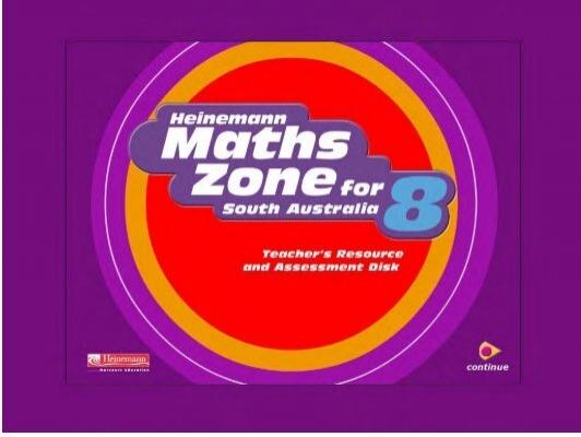 Heinemann Maths Zone for SA 8 Worksheets – Heinemann Maths Worksheets