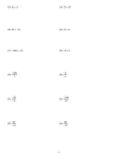 Algebraic expressions worksheets kuta