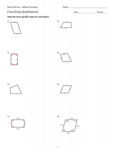 Area Of A Parallelogram Worksheet Kuta: Area of Squares  Rectangles  and Parallelograms   Kuta Software,