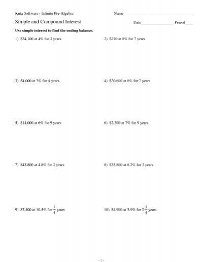 moreover  besides  together with Simple Interest Worksheets With Answers likewise KS4 Worksheet – Reverse   and  pound Interest by mrbuckton4maths additionally pound interest and depreciation by agstubbs1   Teaching Resources as well Simple Interest And  pound Interest Worksheet The Best Worksheets likewise worksheet  pound interest practice worksheetjp on converting likewise Interest Word Problems  ex les  solutions  videos likewise Calculate  pound Interest  with ex les and practice together with pound Interest Worksheet   Mychaume moreover Probabilities of  pound events  practice    Khan Academy moreover pound Interest Worksheet Doc pound Interest Worksheet PdfSimple further IXL    pound interest  word problems  Alge 2 practice furthermore  in addition Simple and  pound Interest Worksheet   Kuta. on compound interest practice worksheet answers