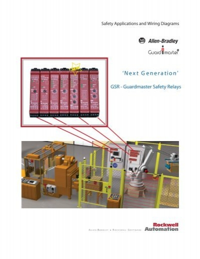 Next Generation  Gsr Guardmaster Safety Relays