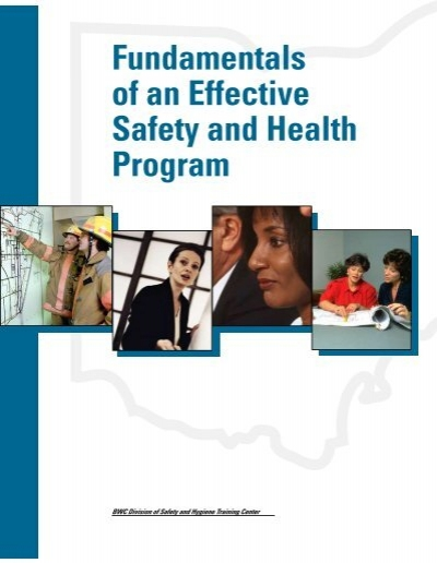 project paper effectiveness safety and health program Elements of an effective health and safety program  - in writing less important than its effectiveness - as size and complexity of worksite or process.