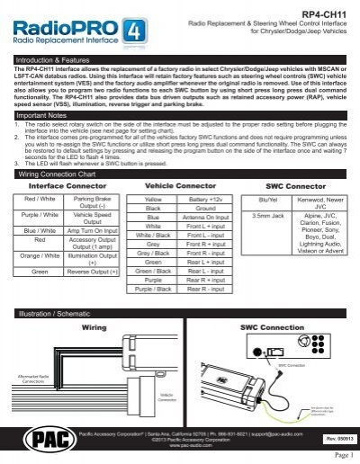 pac c2r gm11 wiring diagram   27 wiring diagram images