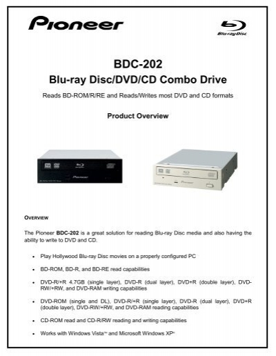 BDC 202 DRIVERS FOR WINDOWS