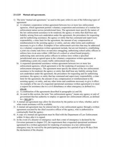 Public Health Mutual Aid Agreement A Template Cambridge
