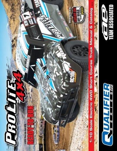 Associated 91171 Aluminum Wheel Hexes 4 SC10 ProLite