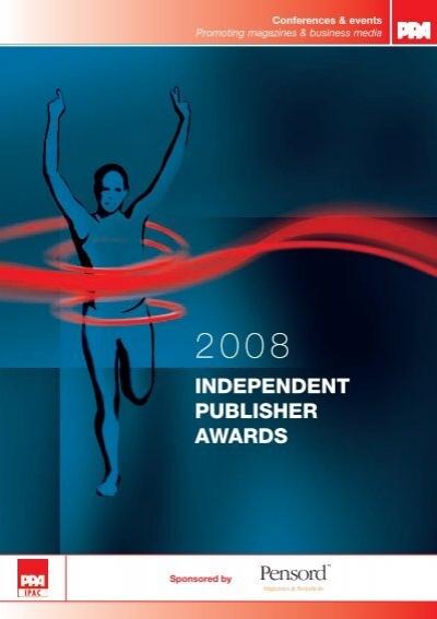 independent publisher awards periodical publishers association