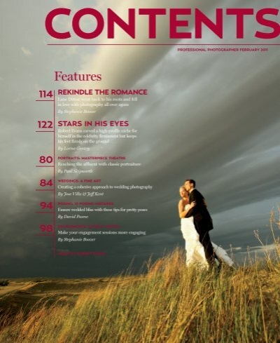 Complete Table of Contents - Professional Photographer Magazine