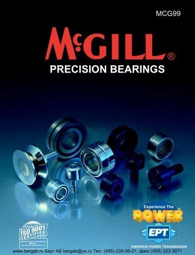 McGill Sphere-Rol Bearing SB 22217 18