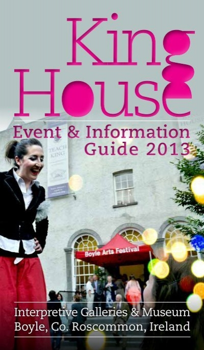 2021 Roscommon Christmas Walk King House Events Programme Roscommon County Council