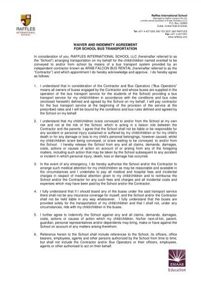 LICENSE AND INDEMNITY AGREEMENT COLUMBIA COUNTY – Sample Indemnity Agreement