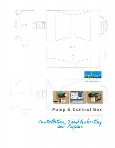Pump control box installation troubleshooting and repair fandeluxe Images