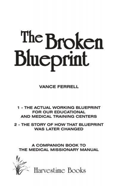 Broken blueprint sdadefend malvernweather Images
