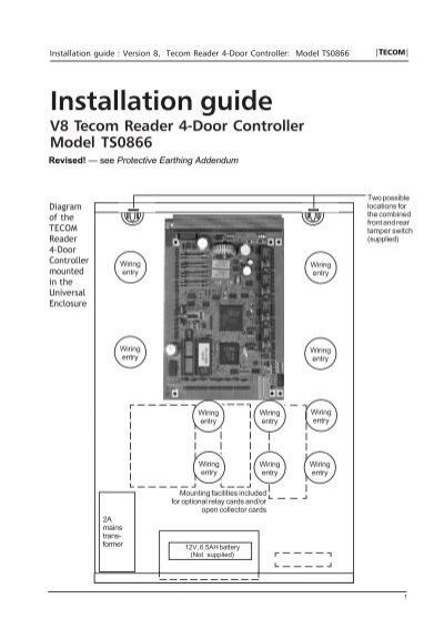 tecom challenger wiring diagram how to default tecom
