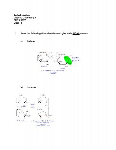 organic chem 2 quiz 2 Type description here during the quiz (practice mode) end of quiz (exam mode) number of questions.