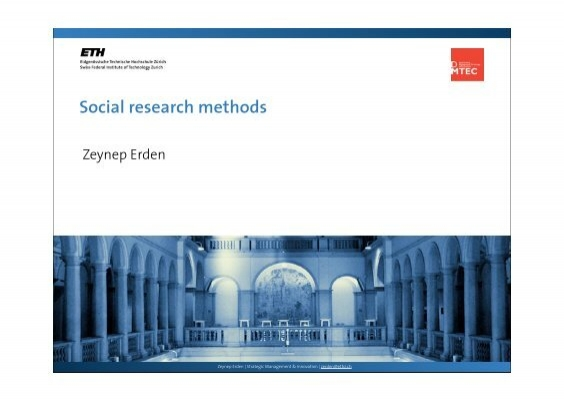 Research Design Smi