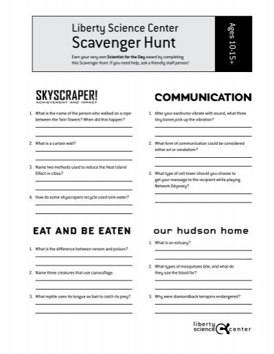 sci 162 scavenger hunt Math scavenger hunt bundle - 6th grade math subject algebra, fractions, geometry grade 162 pages share this product includes all ten of my math scavenger hunts for 6th grade math listed below try out the number system scavenger hunt for free to get an idea of how the activities are.