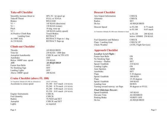 pmdg 737 ngx checklist pdf download
