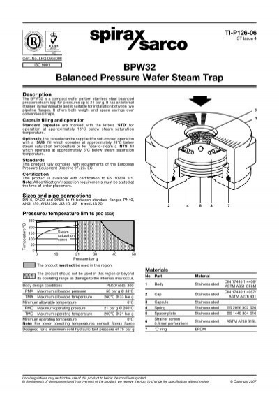 spirax sarco steam trap installation guide