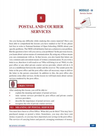 overview of the postal and courier The post and courier publishes daily newspapers the company was formed in 1991 and is based in charleston, south carolina the post and courier operates as a.