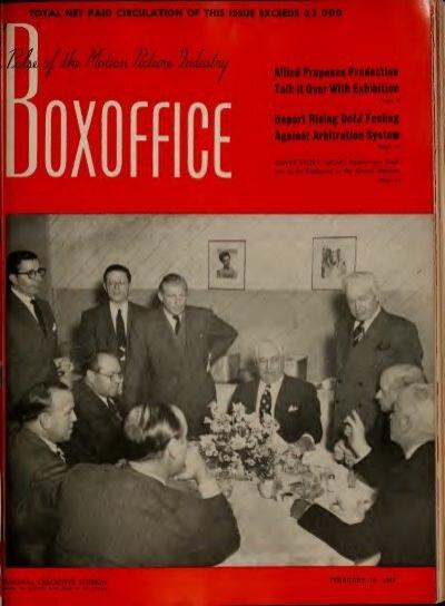 Boxoffice Febuary 19 1949