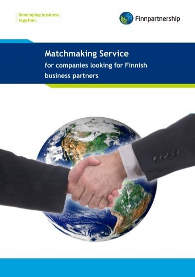 Matchmaking services kenya