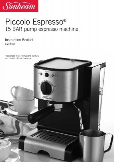 Rancilio Silvia Espresso Machine | Seattle Coffee Gear