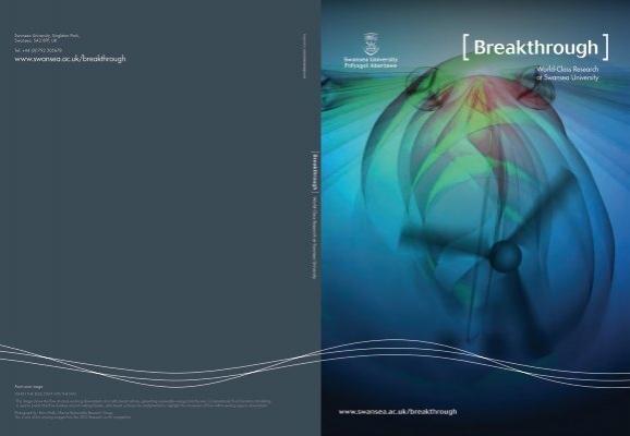 Breakthrough 2013 (PDF) - Swansea University
